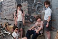 Die jungen Freunde in 'Es - Kapitel 1' © New Line Cinema