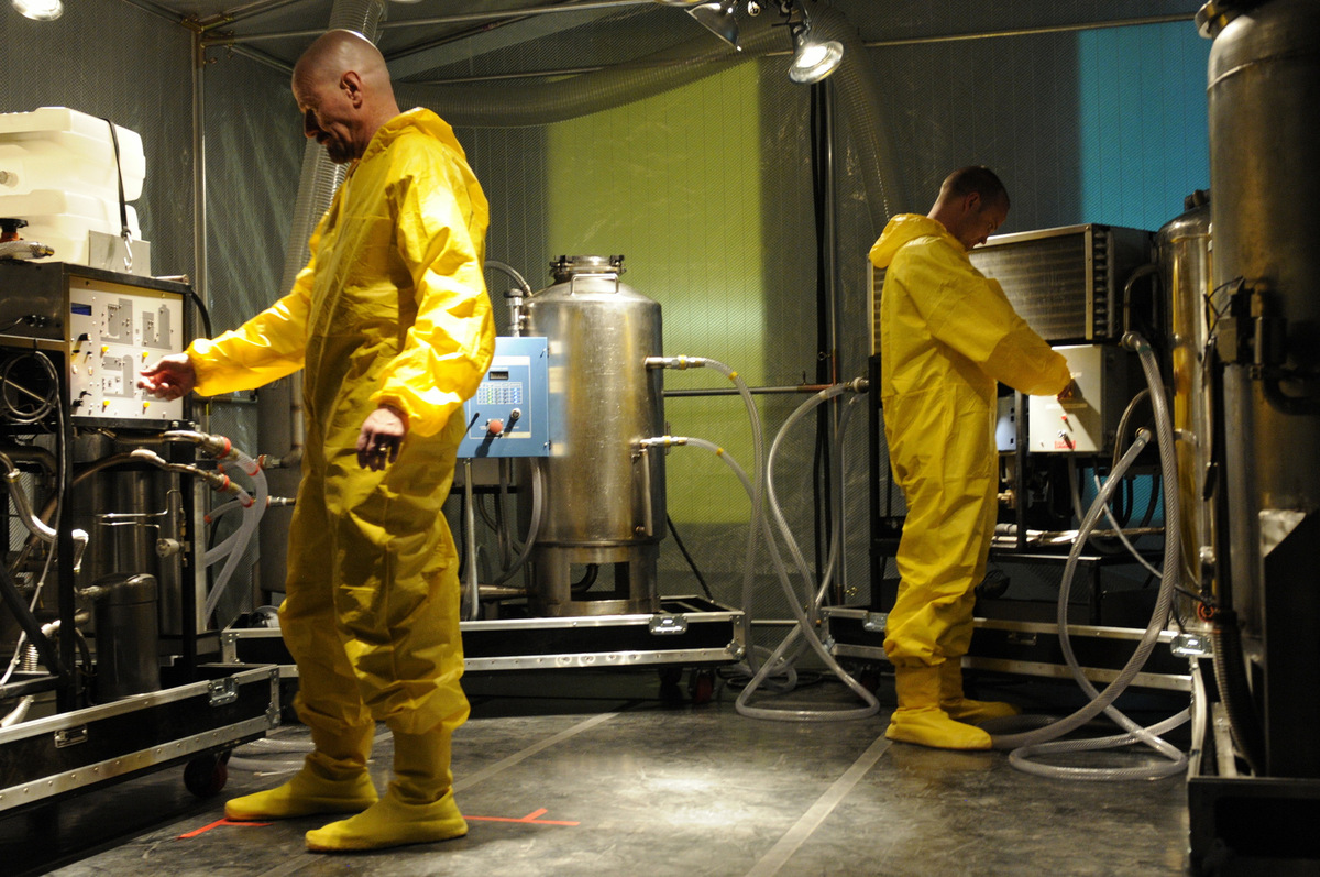 'Breaking Bad' (USA 2008-2013) © Sony Pictures