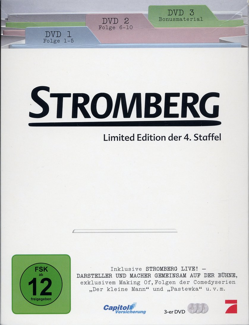 stromberg staffel 4