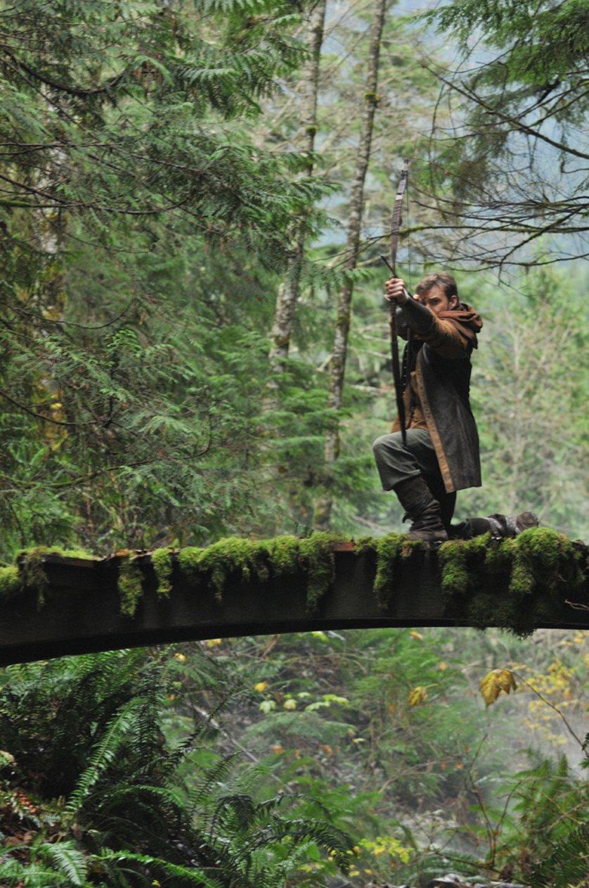 Robin Hood Beyond Sherwood Forest