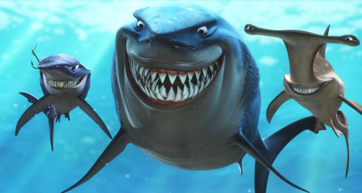 'Findet Nemo' © Walt Disney Studios 2003