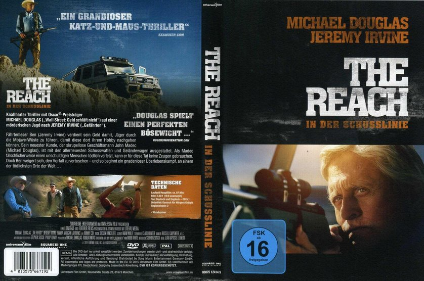the reach in der schusslinie