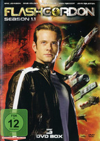 Flash Gordon - Staffel 1