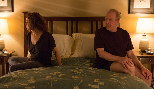 Debra Winger und Tracy Letts in 'Die Liebenden'