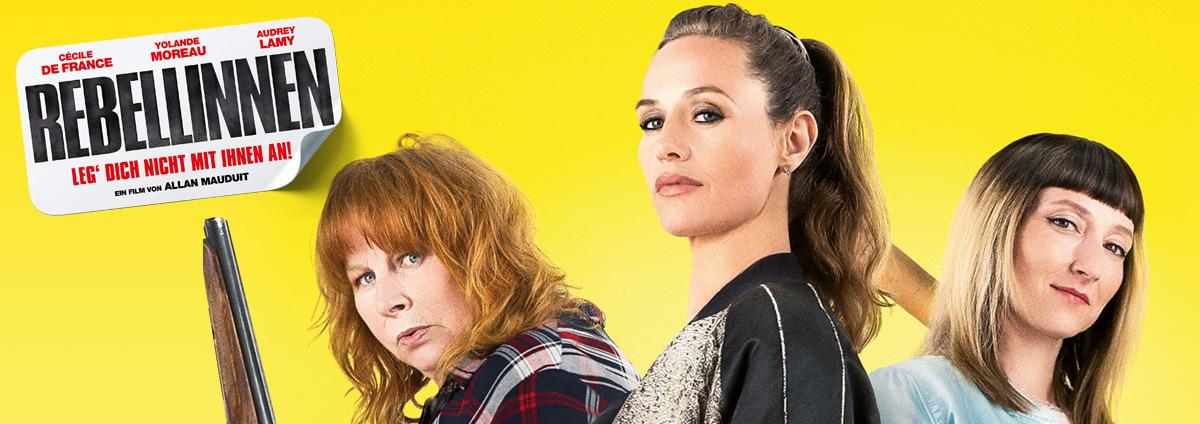 Die Rebellinnen 2019: Rebellinnen: Leg' dich nicht mit ihnen an!