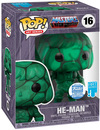 Masters Of The Universe He-Man (Inkl. Protector Box) (Funko Shop Europe) Vinyl Figur 16 powered by EMP (Funko Pop!)