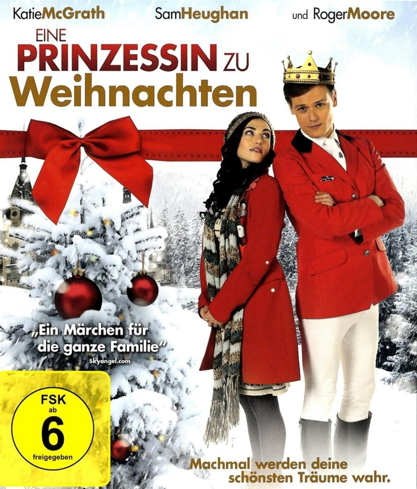 Eine Prinzessin Zu Weihnachten.Eine Prinzessin Zu Weihnachten Dvd Oder Blu Ray Leihen