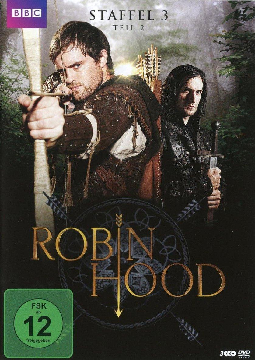 Robin Hood Staffel 3 Dvd Oder Blu Ray Leihen Videobusterde