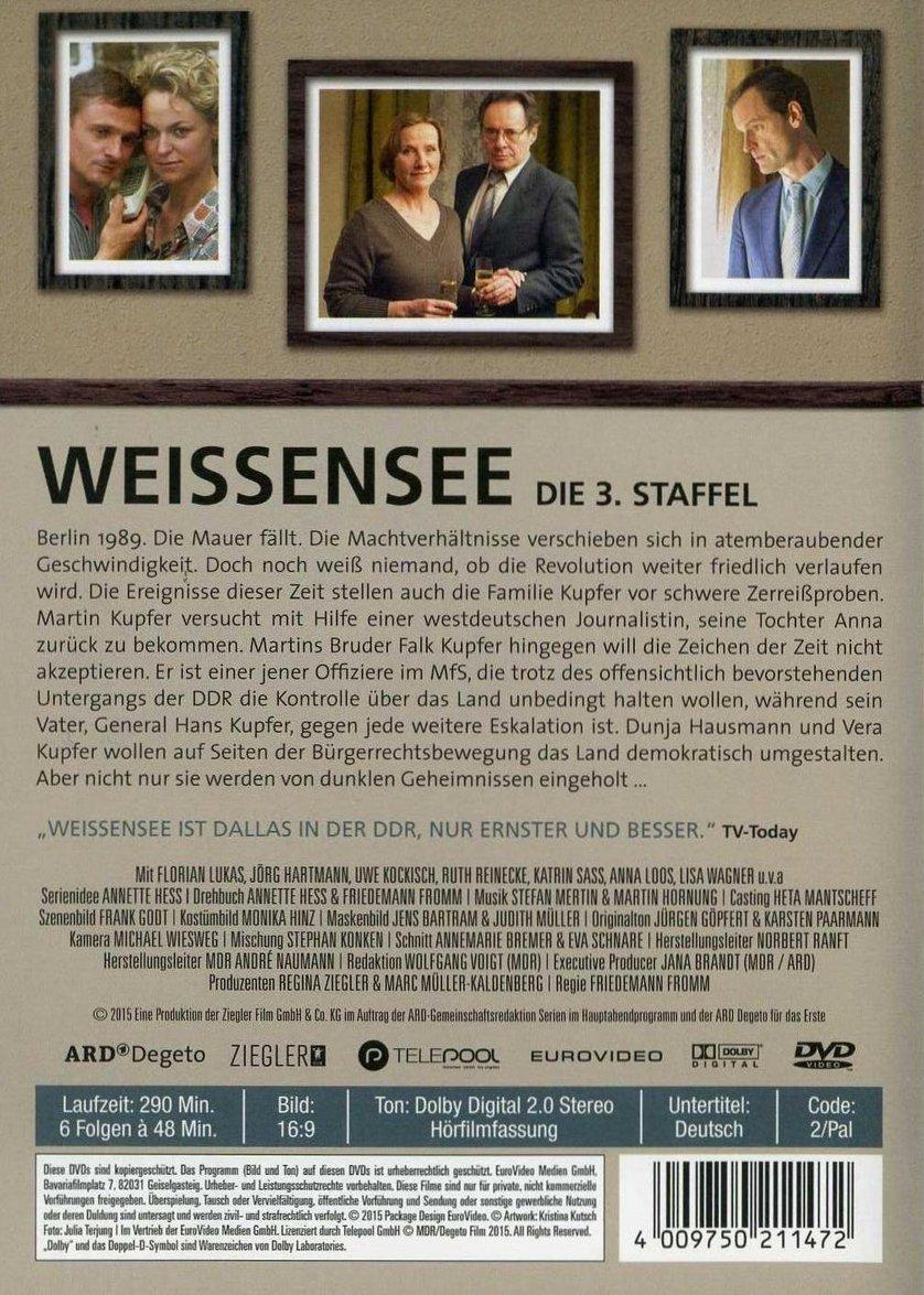 Weißensee 3. Staffel