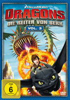 Dragons - Die Reiter von Berk - Volume 3