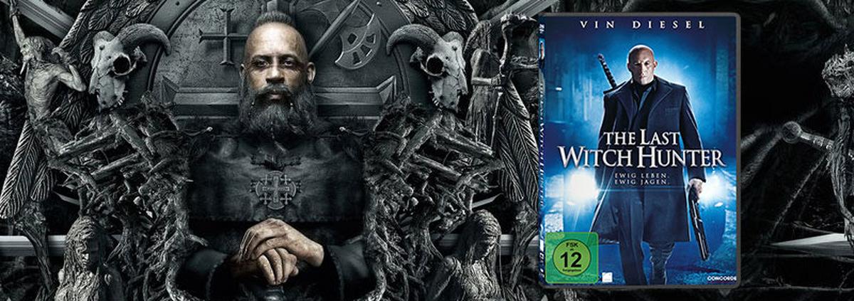 The Last  Witch Hunter: Gehen Sie auf Hexenjagd mit Vin Diesel