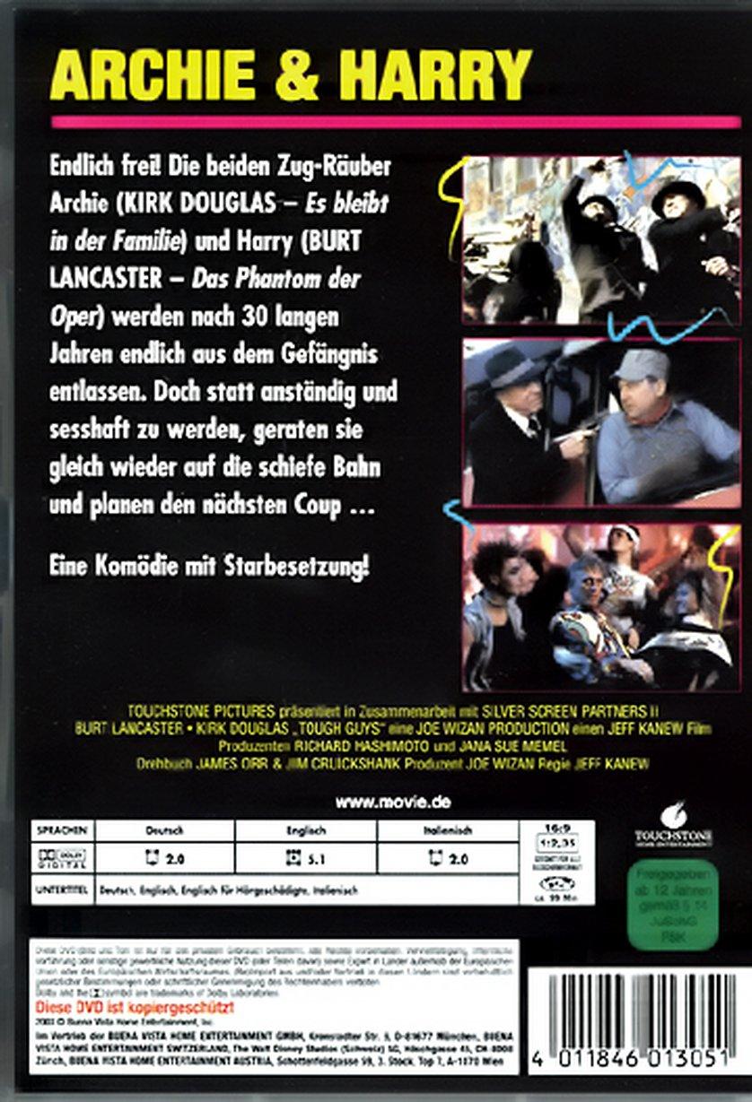 Bob Thomas Ford >> Archie & Harry: DVD oder Blu-ray leihen - VIDEOBUSTER.de