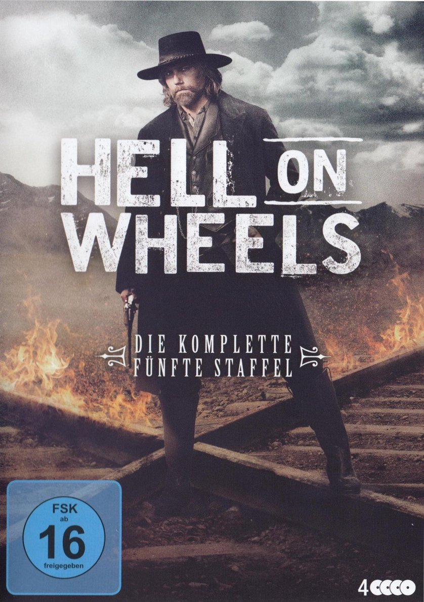 Hell On Wheels Staffel 5 Stream