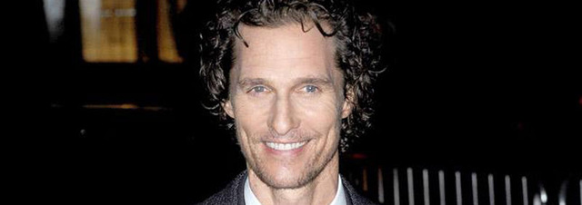 Matthew McConaughey: Lob vom Co-Star Griffin Dune für McConaughey