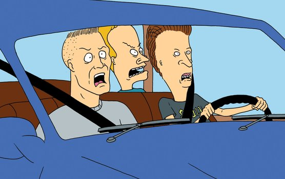 Beavis and Butt-Head - The Mike Judge Collection - Volume 1