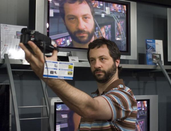 Regisseur Judd Apatow in seiner 1. Hitkomödie 'Jungfrau (40), männlich, sucht...' © Universal Pictures
