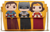 Justice League POP! by Loungefly - Fringe Capers powered by EMP (Umhängetasche)