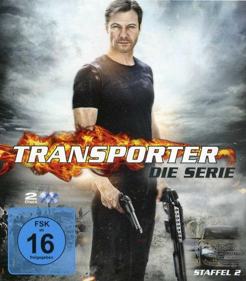 Transporter Serie Staffel 2