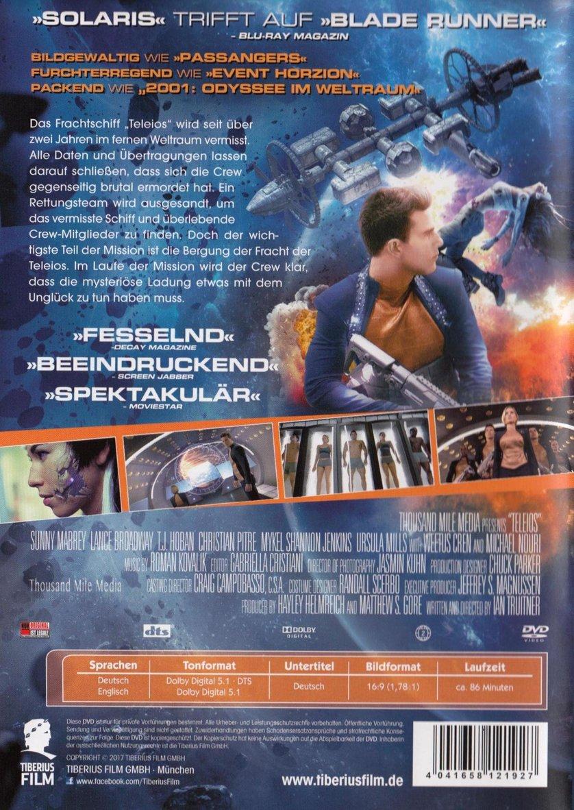 teleios trailer deutsch