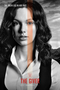 Swift in 'The Giver' (2014) © Studiocanal