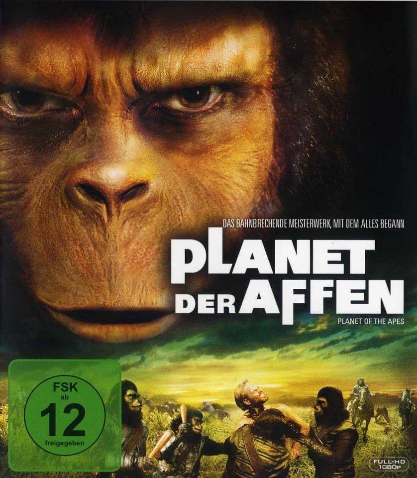 Planet Der Affen Welche Reihenfolge