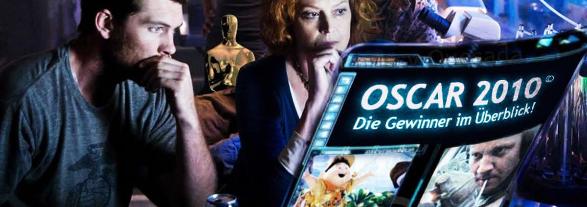 Oscar-Gewinner 2010: Siegertypen 2010: Bombenentschärfer & Na'vi
