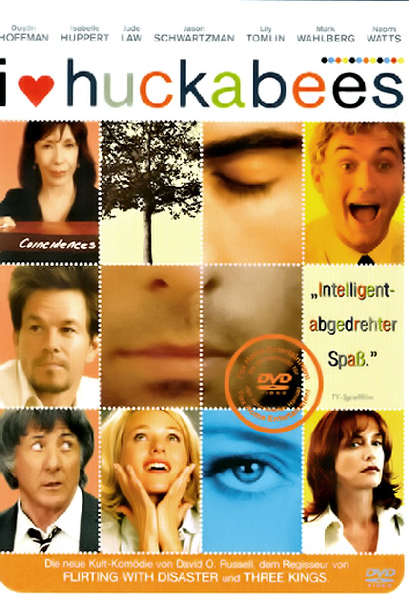 i heart huckabees Movie trailer for huckabees this feature is not available right now please try again later.