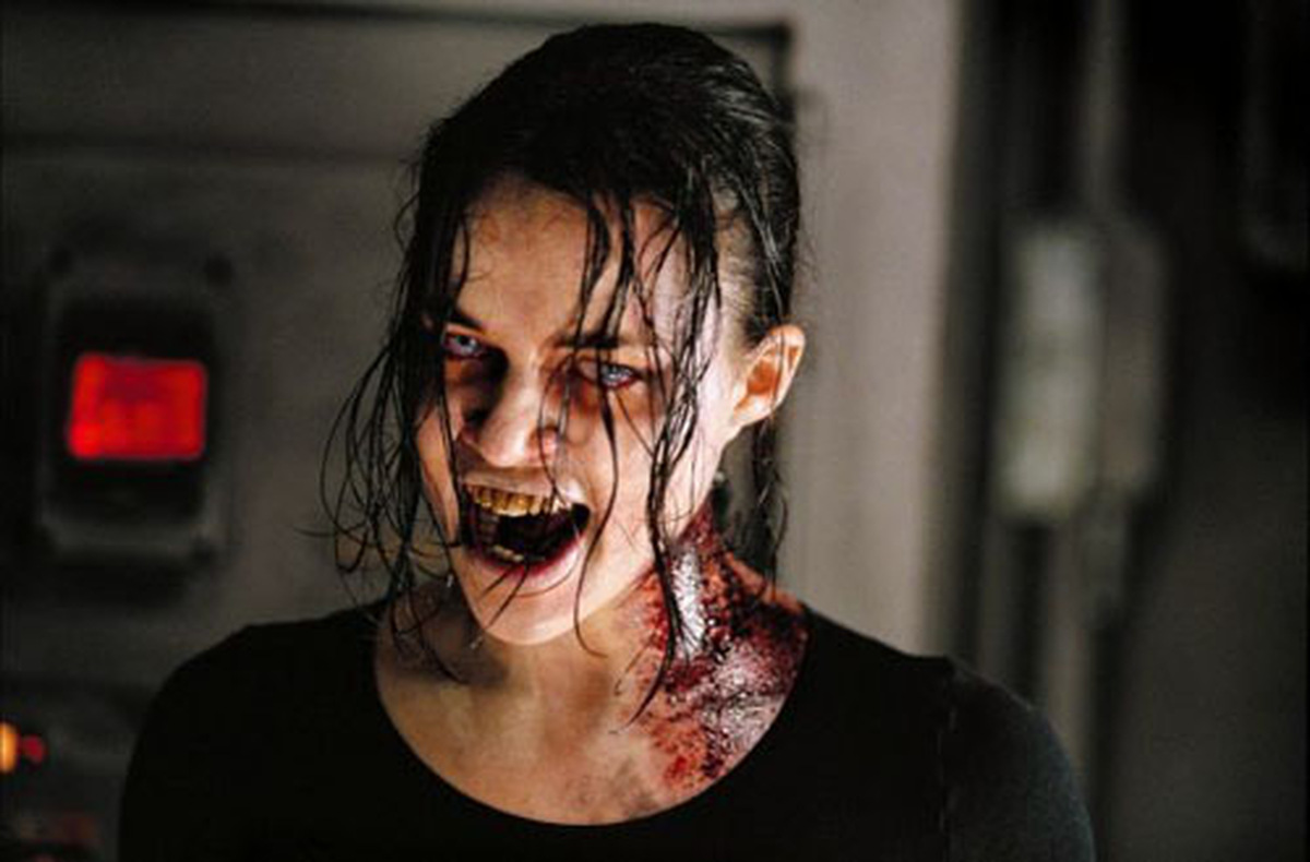 Michelle Rodriguez in 'Resident Evil 5 - Retribution' (USA/Deutschland 2012) © Constantin Film