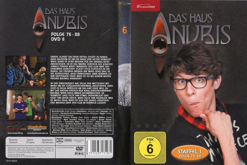 Das Haus Anubis Staffel 1 DVD oder Blu ray leihen