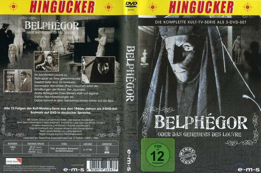 Belphegor Serie Deutsch