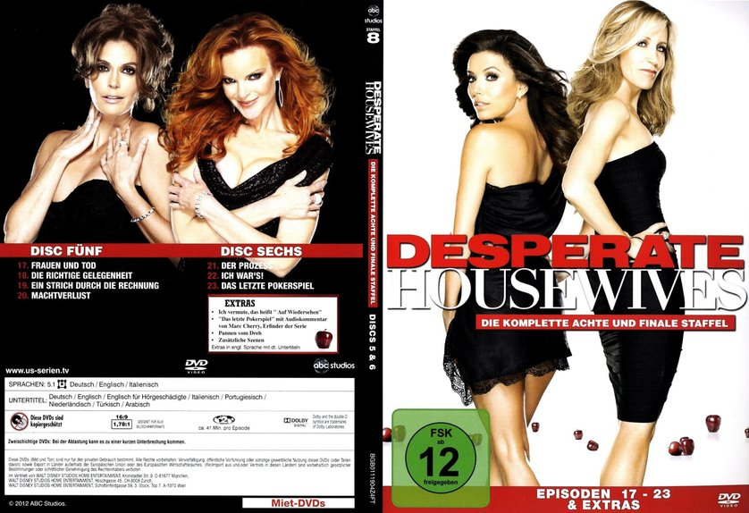 Desperate Housewives Staffel 9