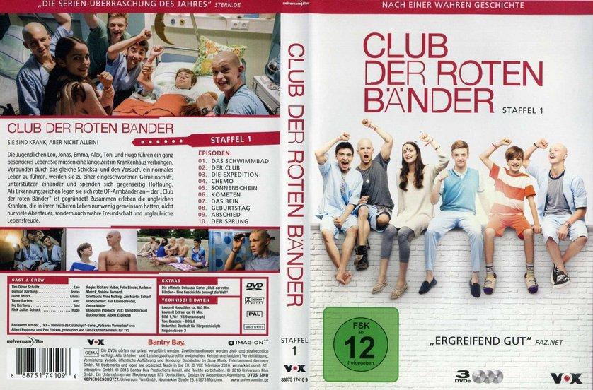 Dvd Club Der Roten Bänder