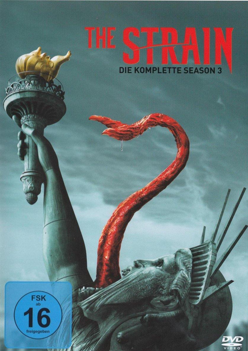 The Strain Staffel 4 Netflix