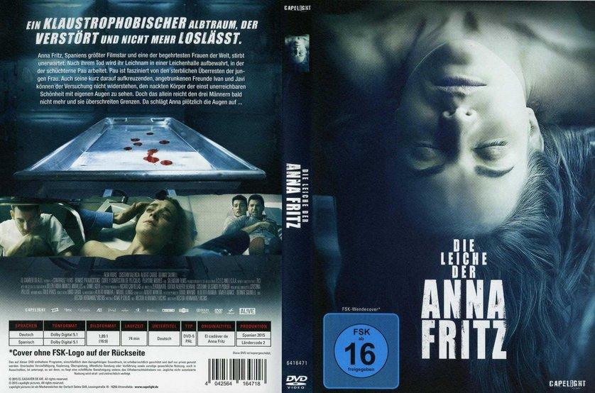 el cadaver de anna fritz film online