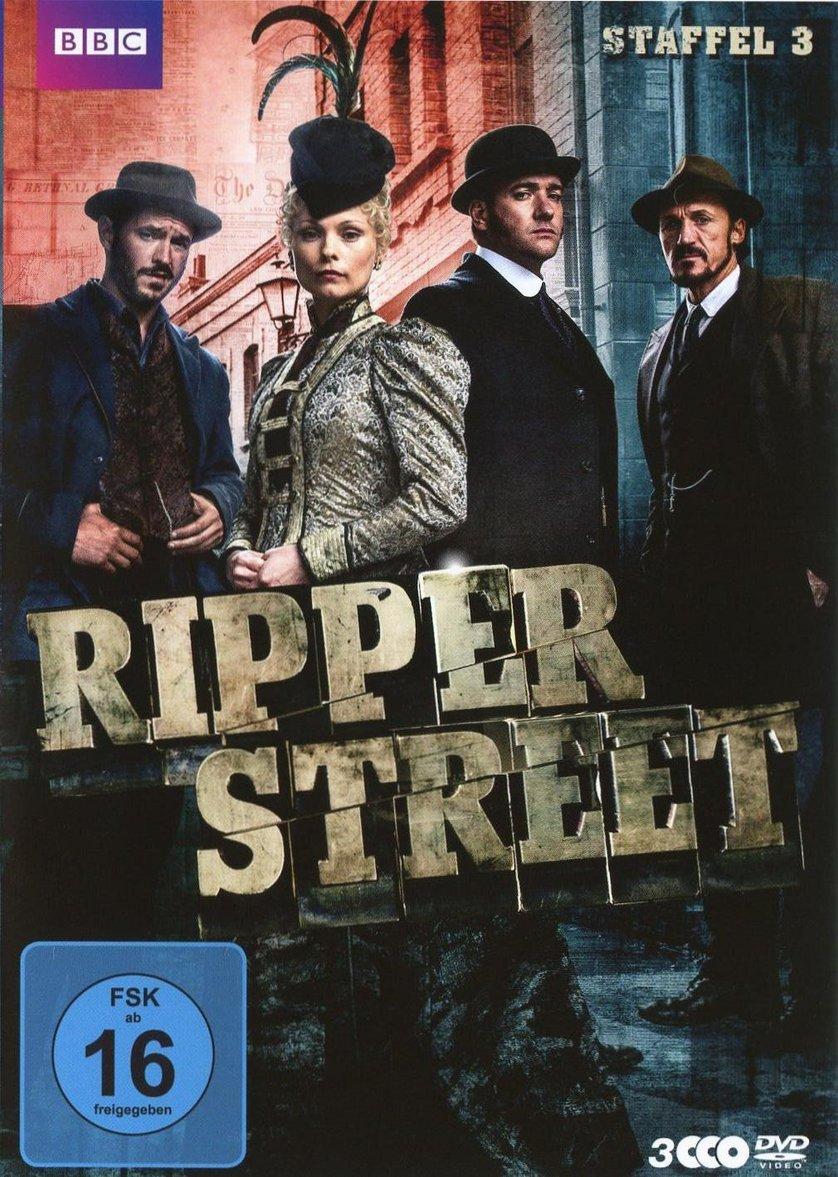 Serien Stream Ripper Street