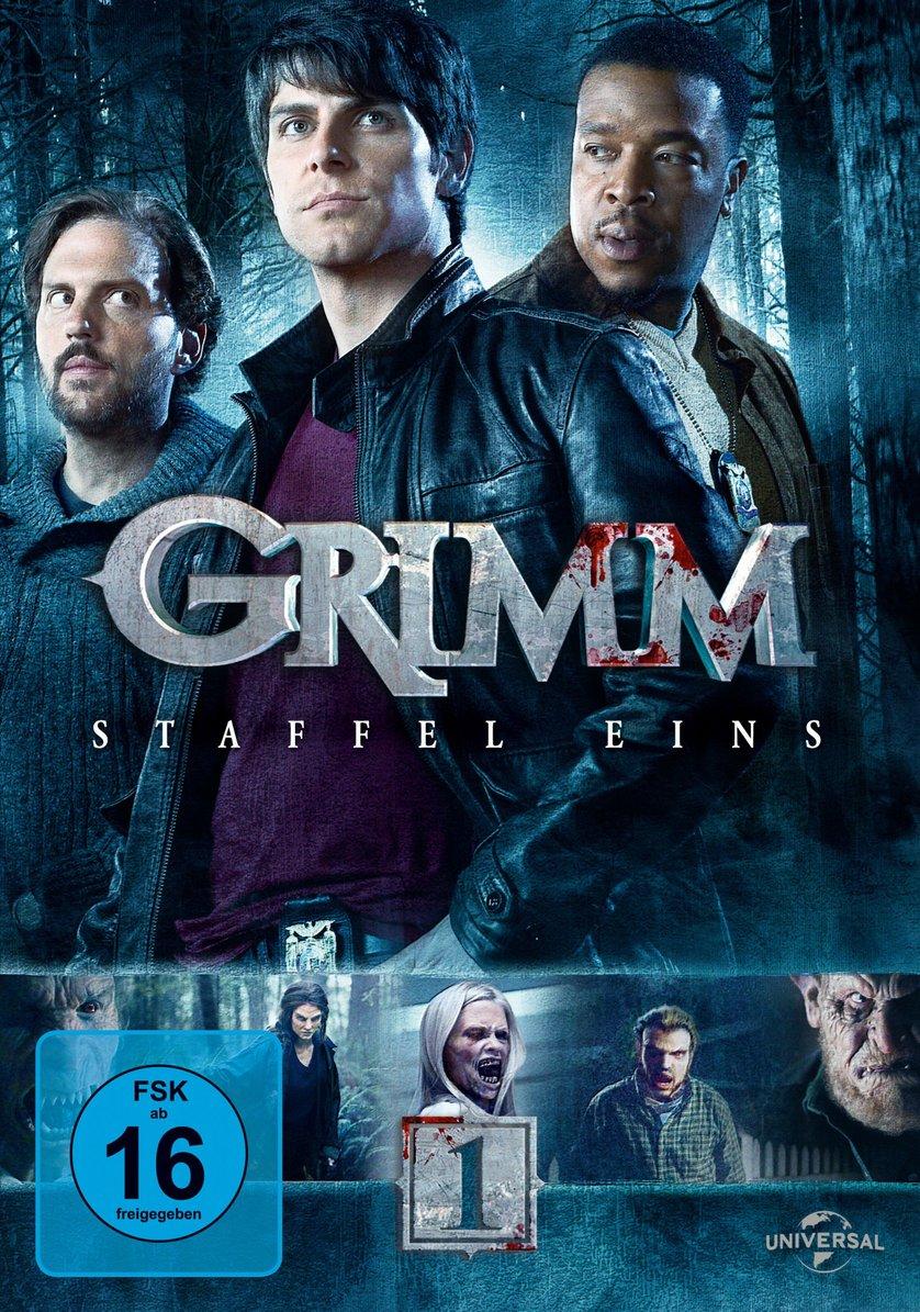 Grimm Staffel 1 Online Anschauen