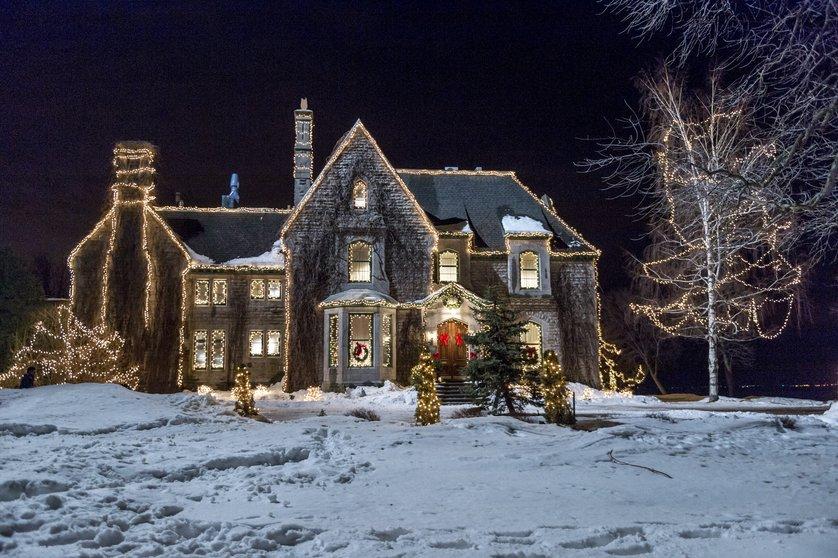 northpole 2 weihnachten steht vor der t r dvd oder blu. Black Bedroom Furniture Sets. Home Design Ideas