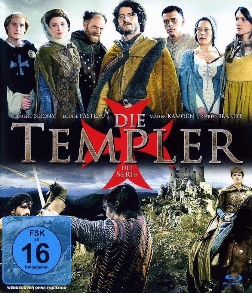 Die Templer Serie