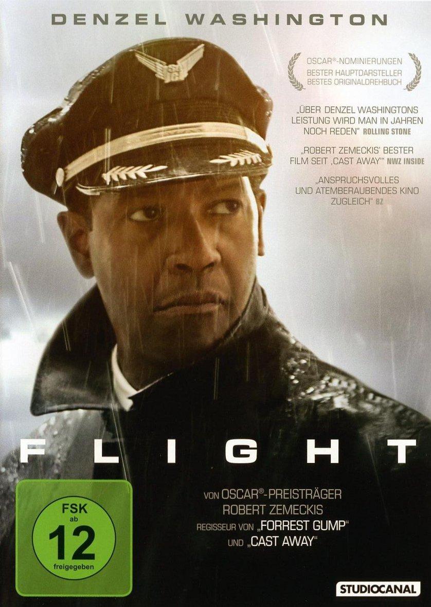 Flight: DVD oder Blu-ray leihen - VIDEOBUSTER.de
