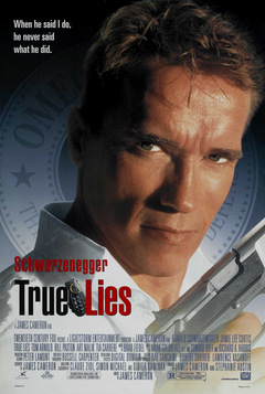 'True Lies' US-Poster © Fox