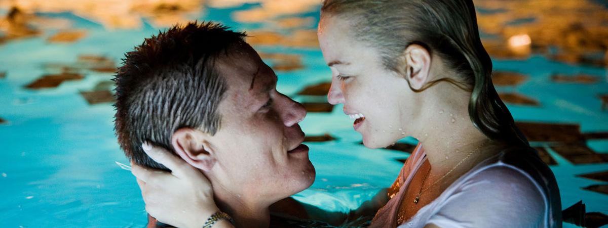 John Cena und Ashley Scott in ''Zwölf Runden' © 20th Century Fox 2009