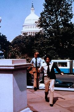 'Die Unbestechlichen' Redford und Hoffman © Warner Bros.