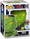 Hulk Mech Hulk (Funko Shop Europe) (Glow in the Dark) Vinyl Figur 833 powered by EMP (Funko Pop!)
