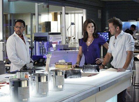 CSI: New York - Staffel 9
