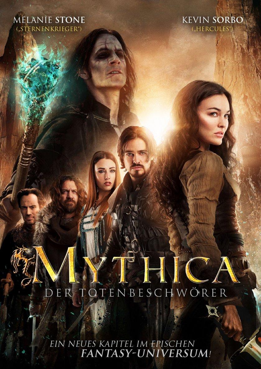 Mythica - Der Totenbeschwörer