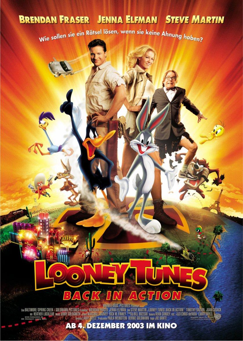 Looney Tunes - Back in Action: DVD, Blu-ray oder VoD leihen ...