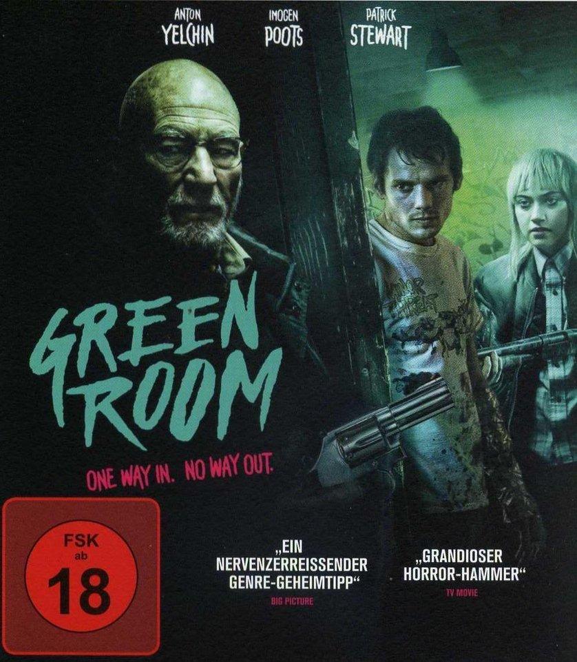 Green Room Deutsch Stream