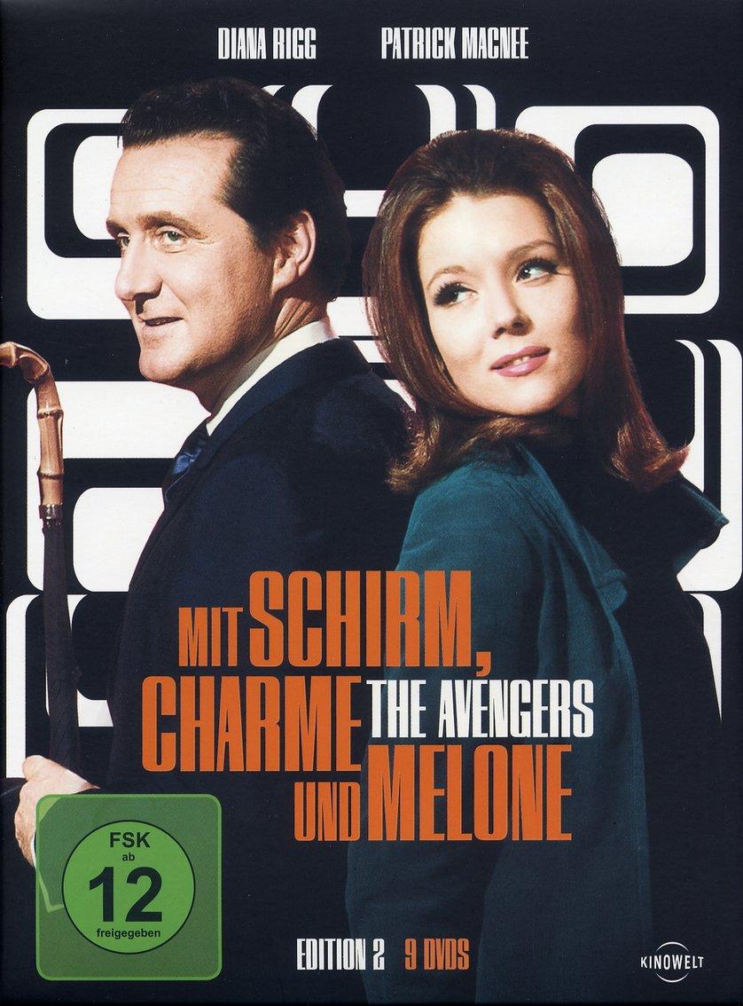 Mit Schirm Charme Und Melone Film