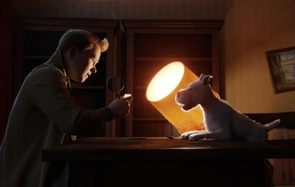 Die Abenteuer von Tim und Struppi © Sony Pictures