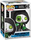 Green Lantern Dia De Los DC- Green Lantern (Jessica Cruz) Vinyl Figur 411 powered by EMP (Funko Pop!)